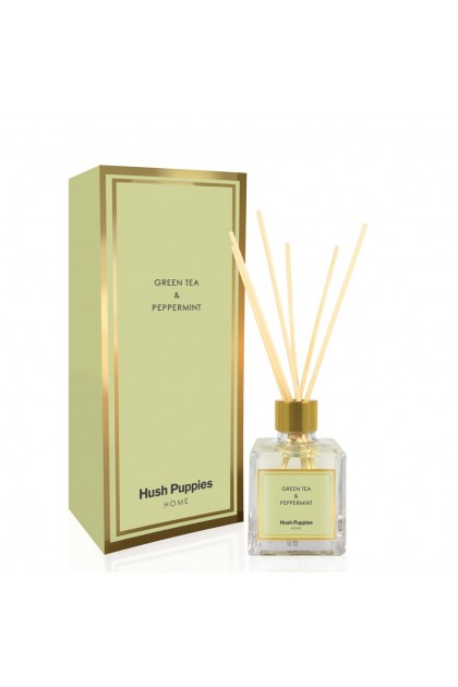Hush Puppies Green Tea & Peppermint Reed Diffuser   ZNG846572