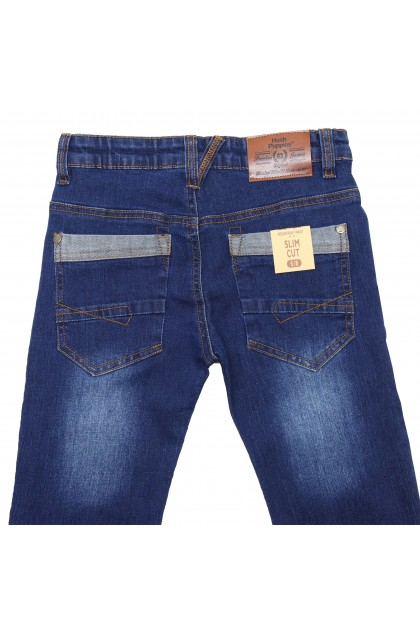 Hush Puppies Ethan Boy Long Jeans | HBJ119350