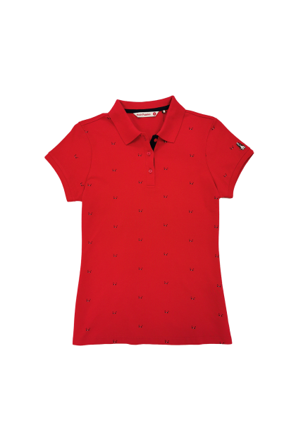 Hush Puppies-Willow S/S Polo  HLP038935