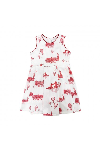 Hush Puppies-Vivian Girl Dress |HGD018369
