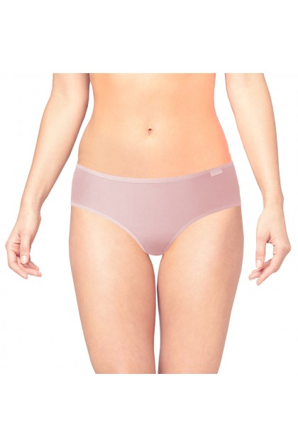 Hush Puppies - 5 pack Cotton Lycra Ladies Hipsters |HLU807246