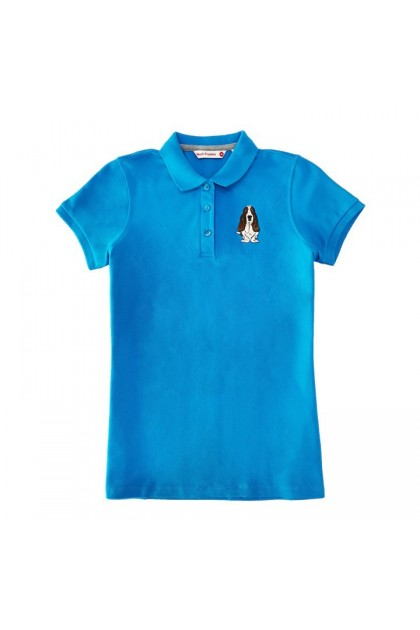 Hush Puppies - Ladies Signature Logo Polo Tee | HLP908889